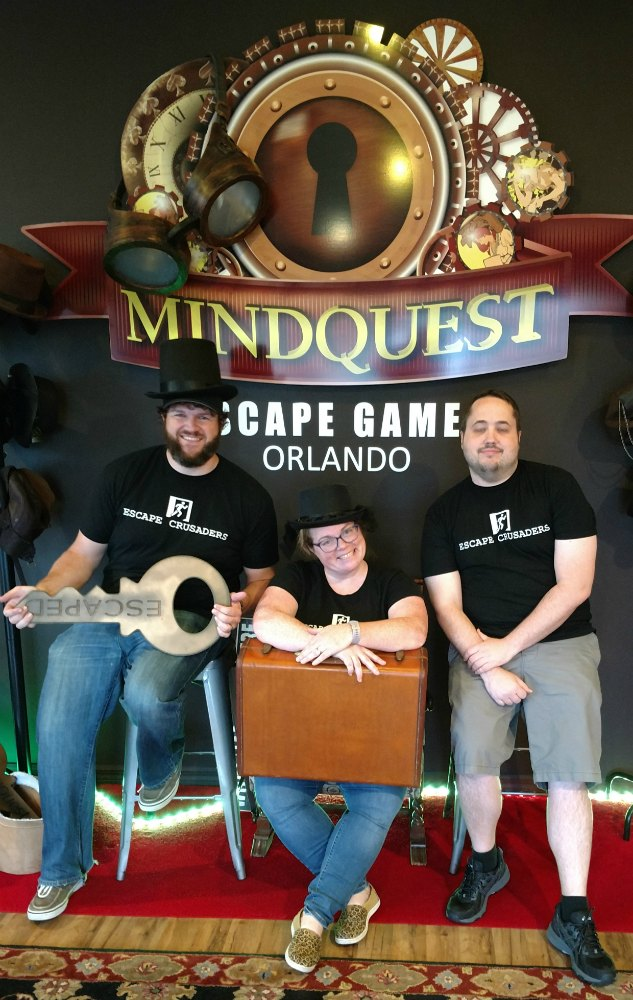 MindQuest The Haunting Escape Room Review
