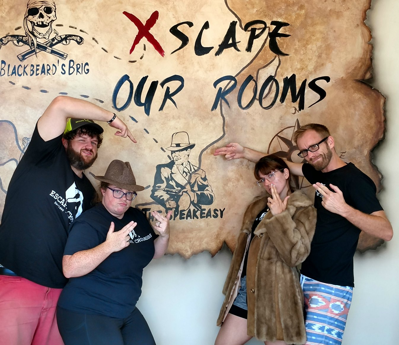 Escape Our Rooms Prohibition Escape Room