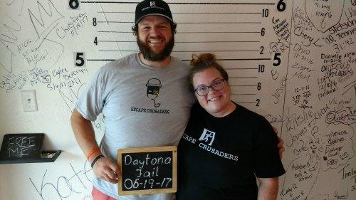 Daytona Escape Room Jailbreak