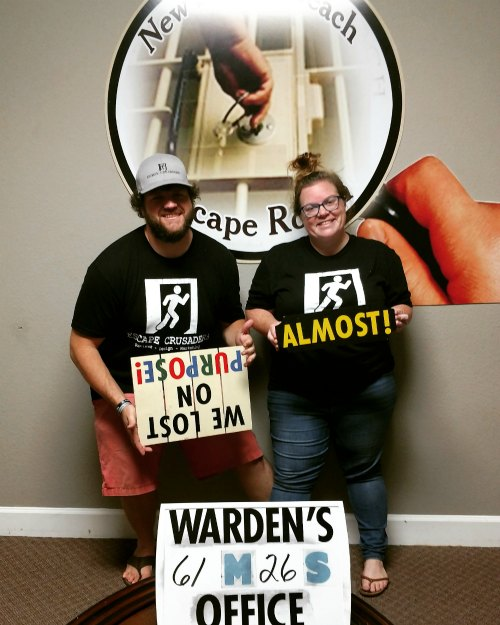 The Wardens Office Escape Room