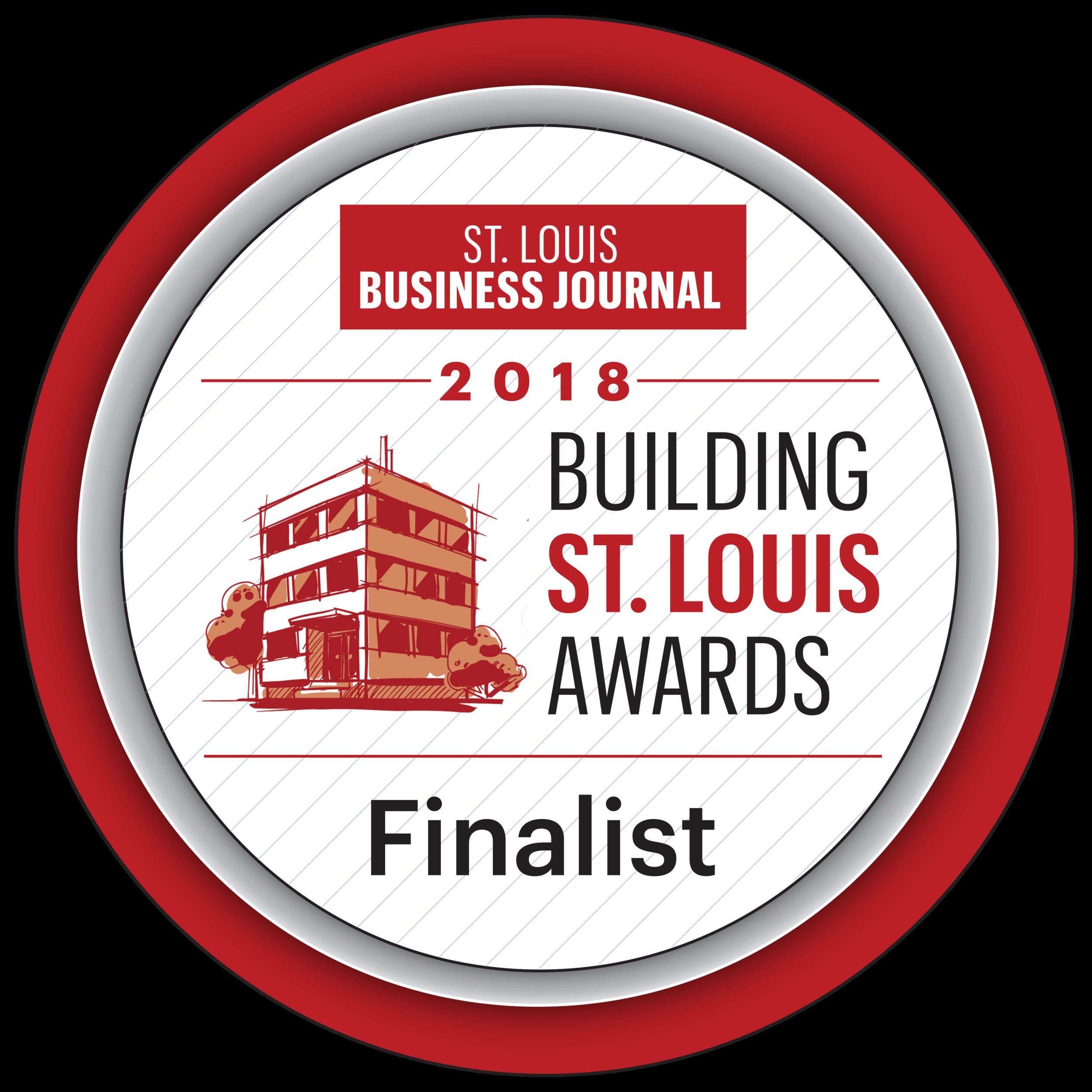 2018 Building St. Louis Awards