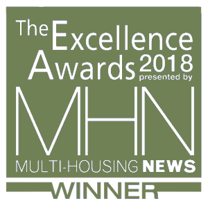 2018 Multi-Housing News Awards (Winner)
