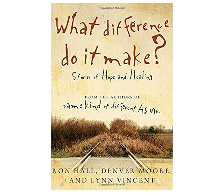 Buy the book,  What Difference Do it Make?