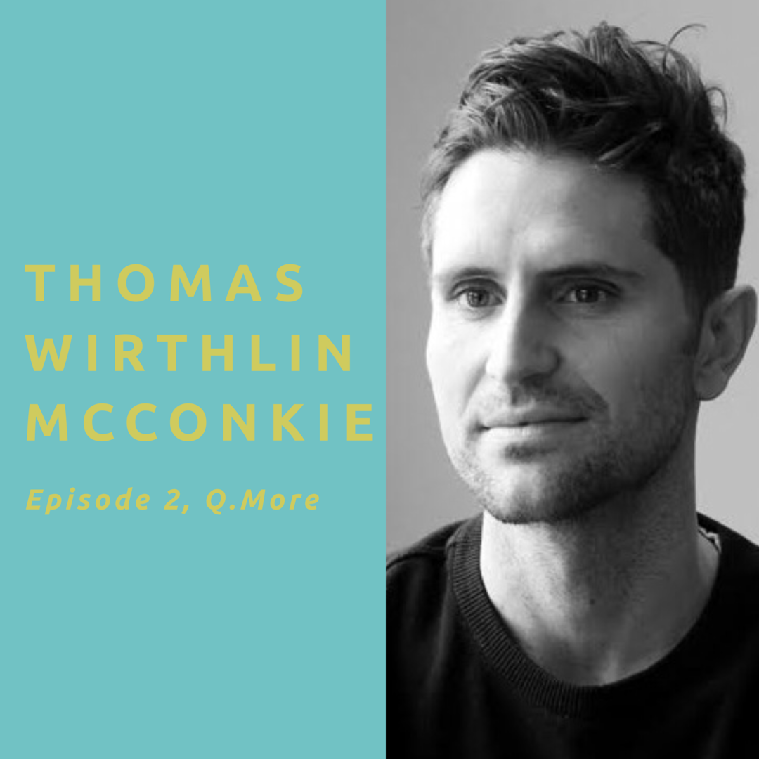 Thomas Wirthlin McConkie - Q.More Podcast, by Mtn Air