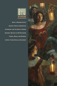 """To read """"A Mother There': A Survey of Historical Teachings of Mother in Heaven,"""" click  here ."""