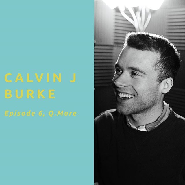 Calvin J Burke is a gay member of The Church of Jesus Christ of Latter-day Saints. Click the link in our bio to listen and learn more about Calvin's story in Q.More's latest episode  #qmore #qmorepodcast #utahpodcast #LDS #LGBTQ