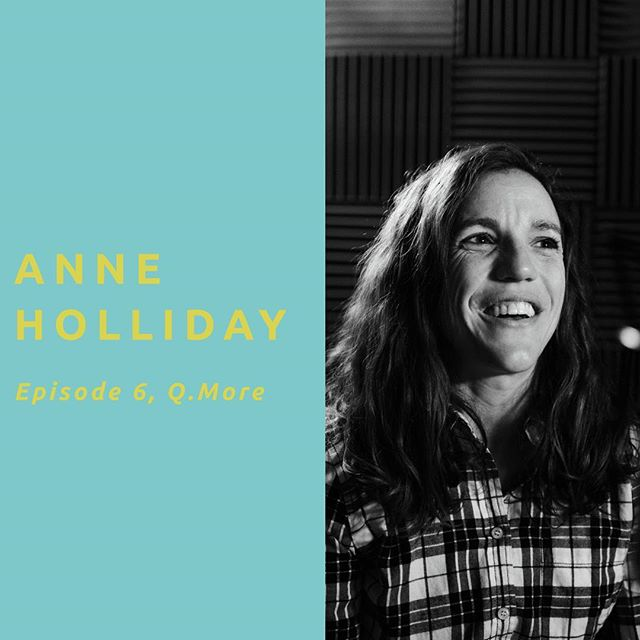 On the latest episode of Q.More Anne Holliday talks about her perspective of how Latter-day Saints can be more supportive of #LGBTQ members. Listen wherever you get your podcasts #qmore #qmorepodcast #utahpodcast #LGBTQ #LDS