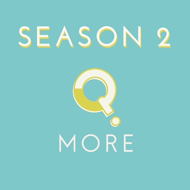 "Exciting news... Season 2 of @q.more_podcast is happening soon! Below is a message with more information from our awesome host, Rosie 👇 ""Hi!  Long time no see!  Thank you so much for your MAJOR support of season one! It has been a few weeks since our last episode, but we know you guys are still sharing with your people because the downloads keep coming!  We wanted to break the radio silence real quick and give you a little update. We have big things planned for season two, but we need your help to make it happen. Quality of both sound and content is so important to the Q.MORE team. A beautiful product like every episode of Q.MORE season 1 takes a lot of time and work from our team. We've all donated our efforts for season 1, but in order to keep the conversation going, we gotta help our people pay their bills.  In a couple of weeks, we are going to start fundraising. We are making some pretty cool Q.MORE swag to gift you in exchange for your donations. Think comfy tees, enamel pins, and tumblers. Now, does anyone NEED a Q.MORE tee? No. Want? Yes. But need? No. So rather than thinking ""do I want this tee enough to buy,"" we hope you'll consider whether or not Q.MORE has been helpful to you over the last few weeks. If the answer is yes, we hope you'll buy some swag as a way to help keep a good thing going.  We're also selling promotional spots in each episode. So if you know anyone with a business that would like to reach a community of thousand, have their people email us at qmore@qnor.com"""