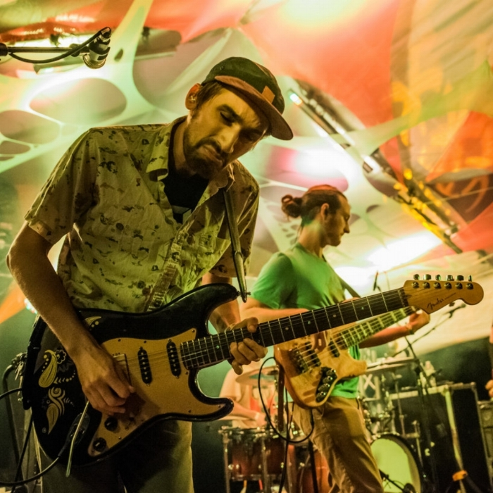 Aqueous - The Rex 2016Domefest 2017Deep Roots Mountain Revival 2017The Peach Music Fest 2017The Rex 2017