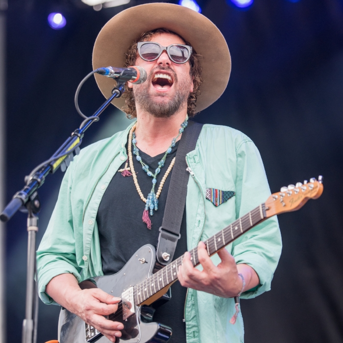 rusted root - The Peach Music Festival 2017