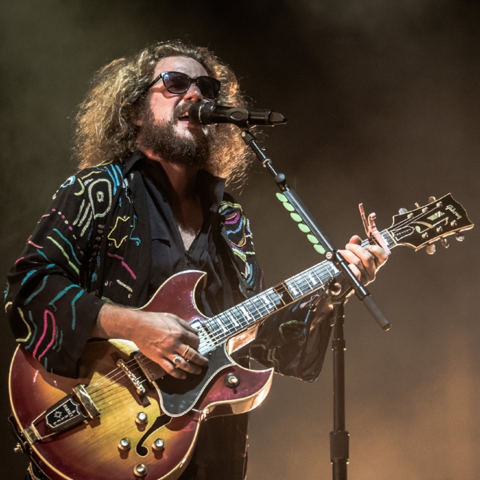my morning jacket - The Peach Music Festival 2017