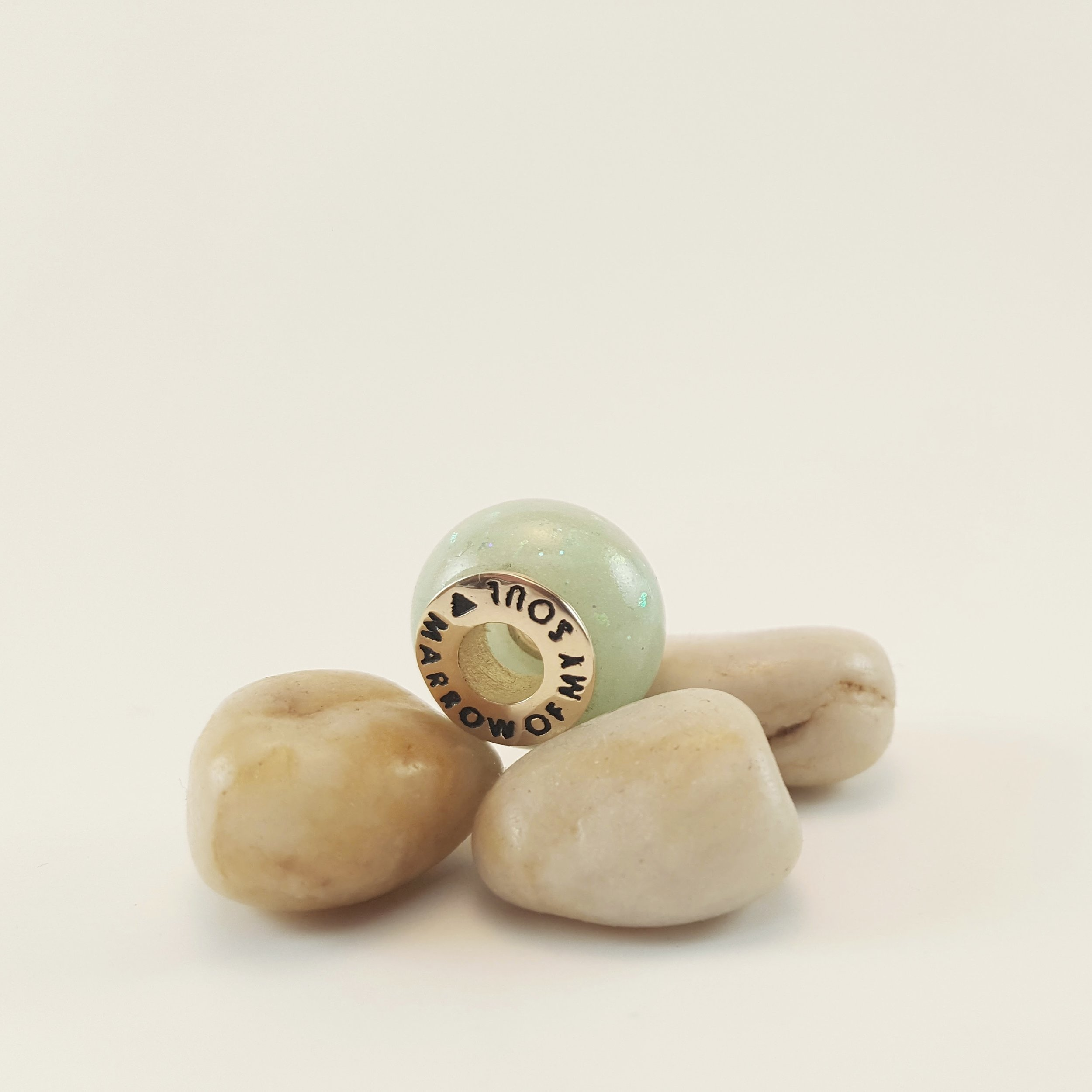 Breastmilk Charm Bead