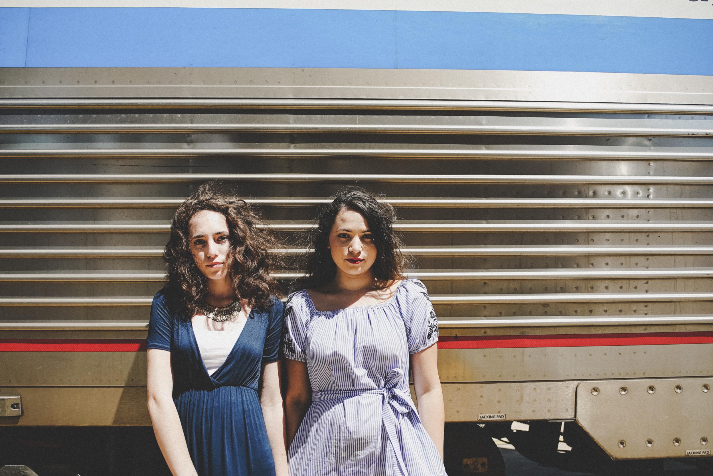 Sisters, Bridges& Train Tracks -