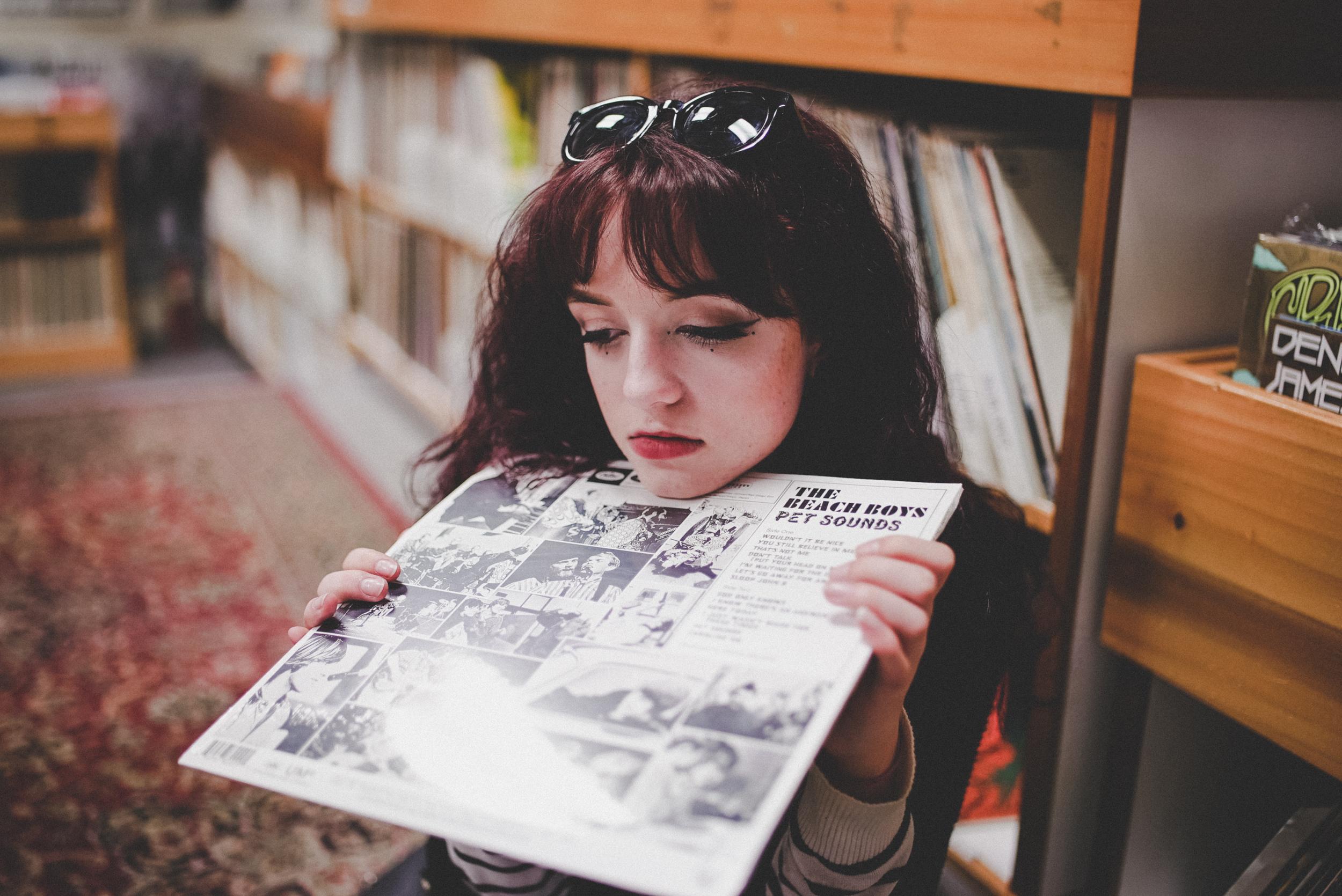 Boo Boos & Records -
