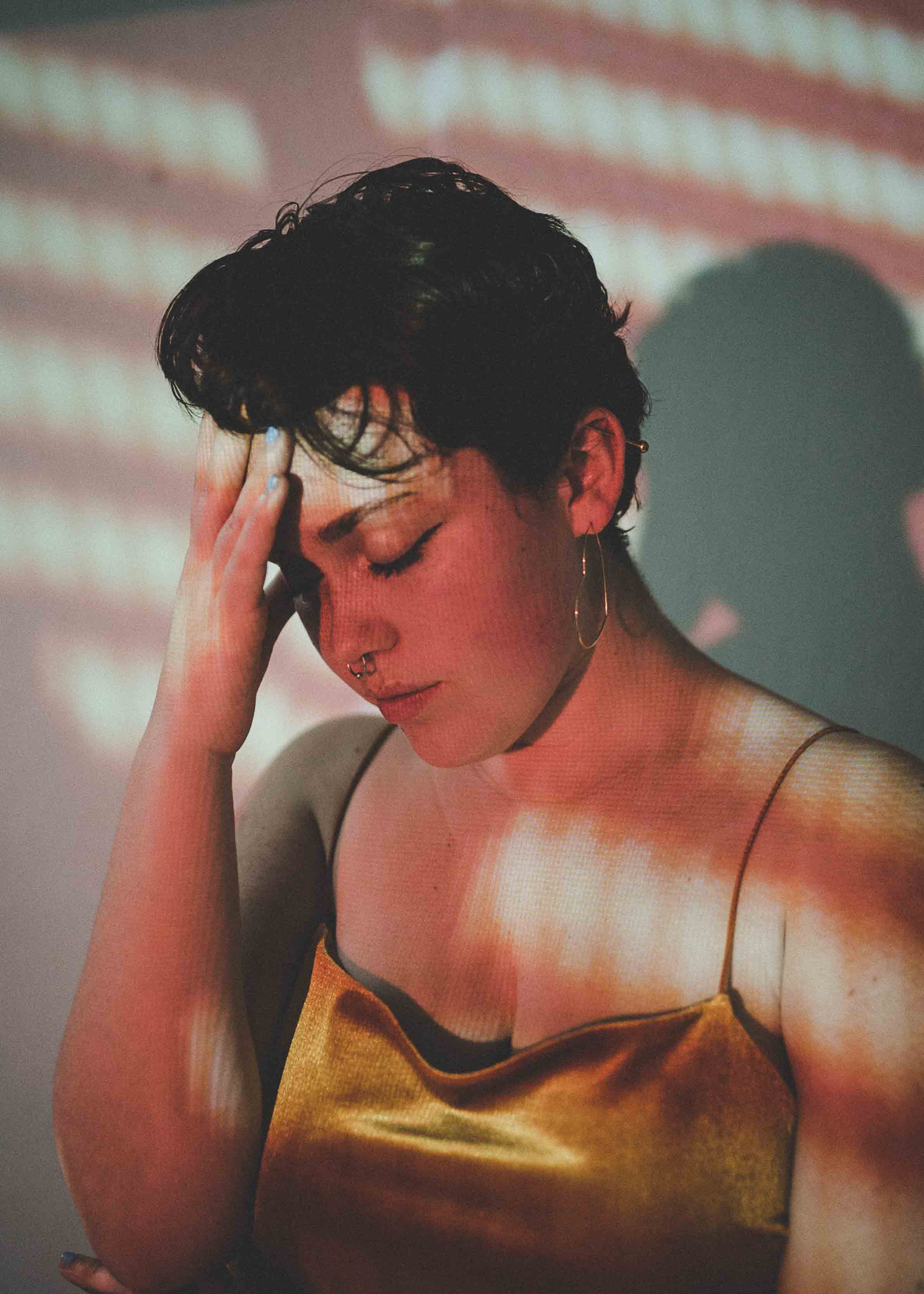 Izzy & The Technicolored Lights -