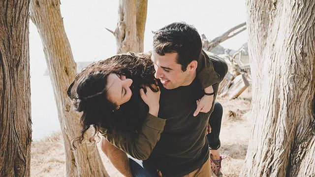 (This was supposed to post yesterday but yaknow life happens:) One year ago today you asked me to marry you, and in one week from tomorrow it's finally happening!!!! I absolutely cannot wait for our lives together❤️it's gonna be magic.  Thank you mia for capturing these sweet moments wif my love  @siamotero
