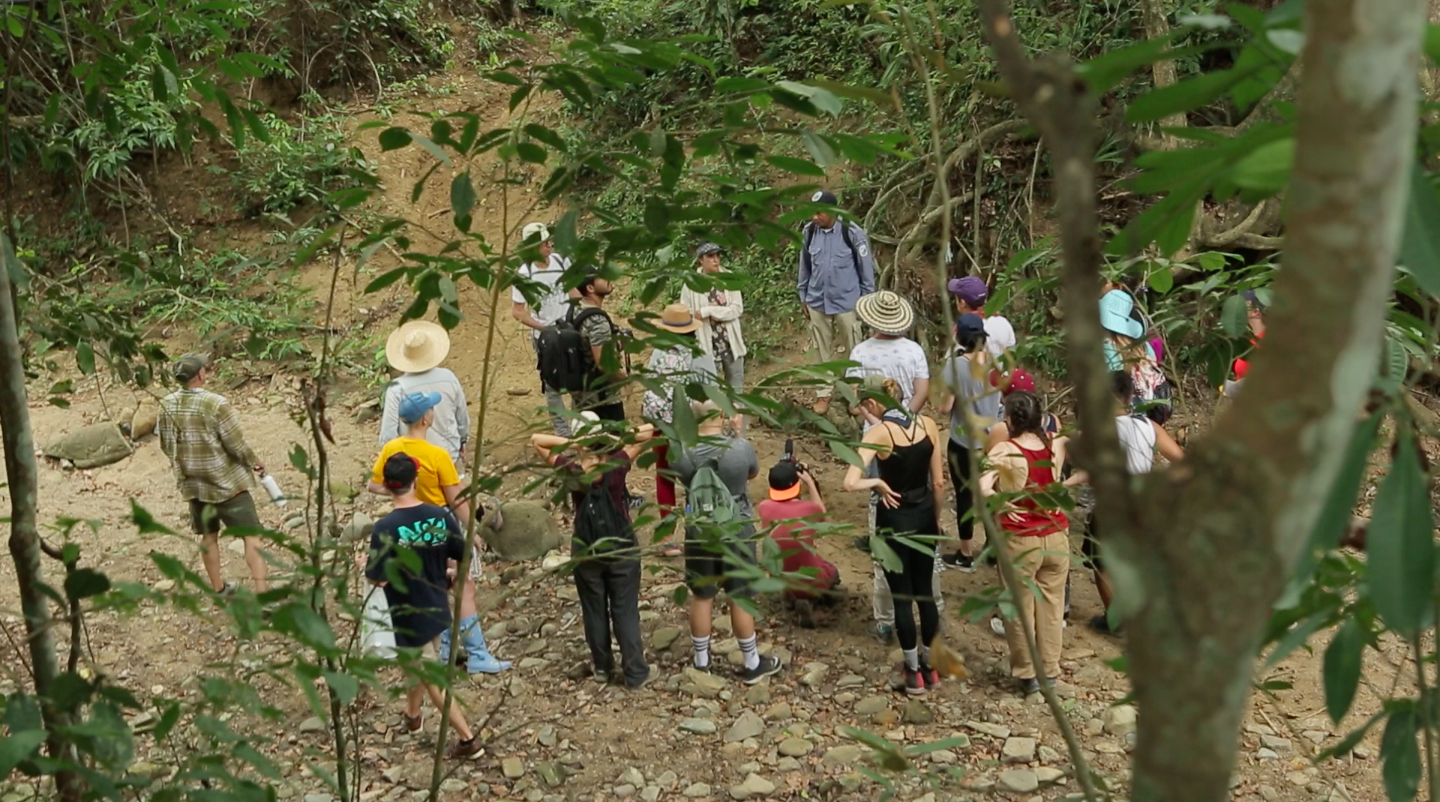 Screenshot_Los Colorados Fauna and Flora Sanctuary _Students in the forest 2.png