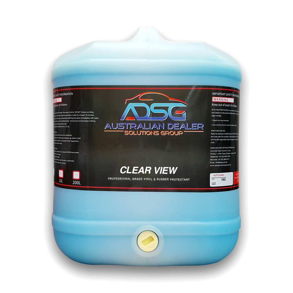 ADSG Finishing Products