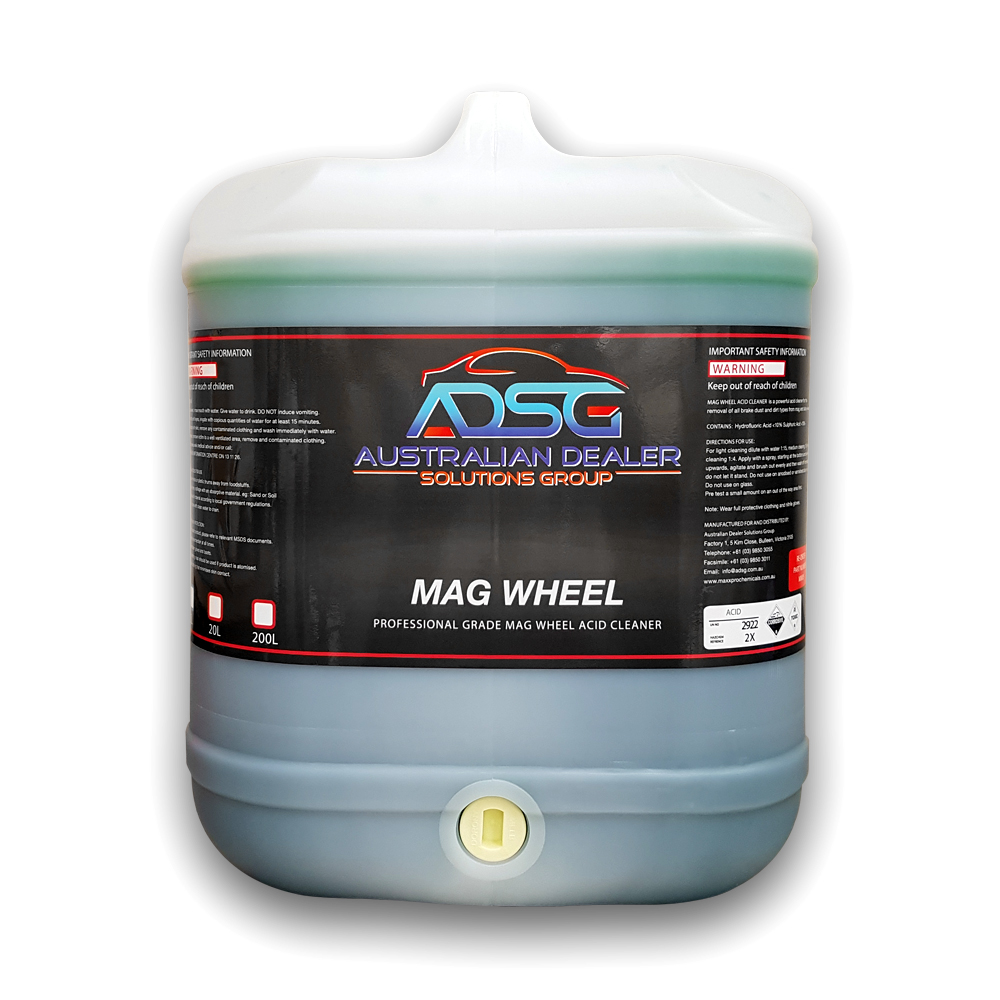 ADSG Wheel Cleaners