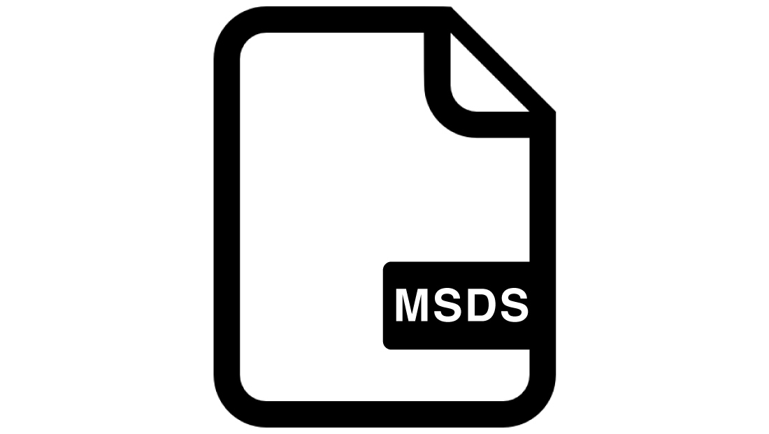 ADSG MSDS