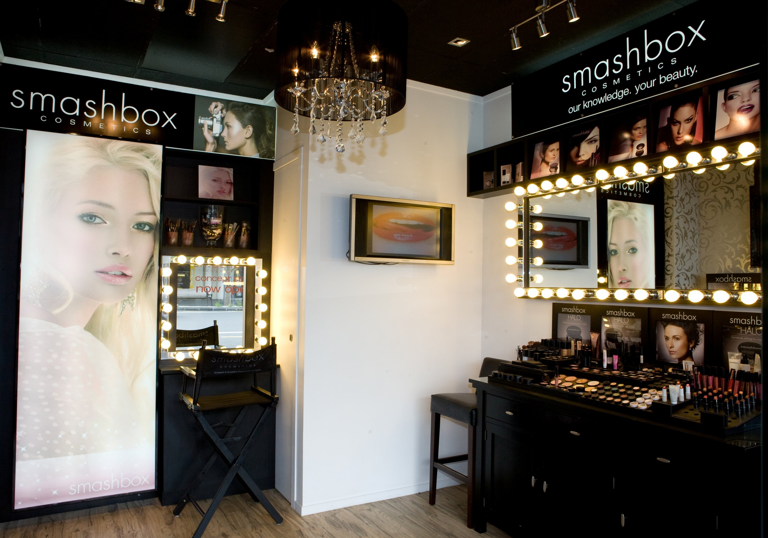 Smashbox Cosmetics NZ Concept Store_Ponsonby Auckland (int).jpg