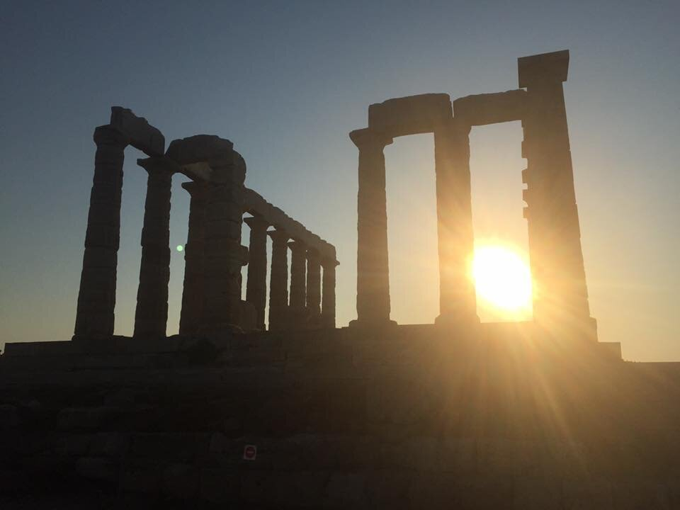 Temple of Posiedon - Sounion