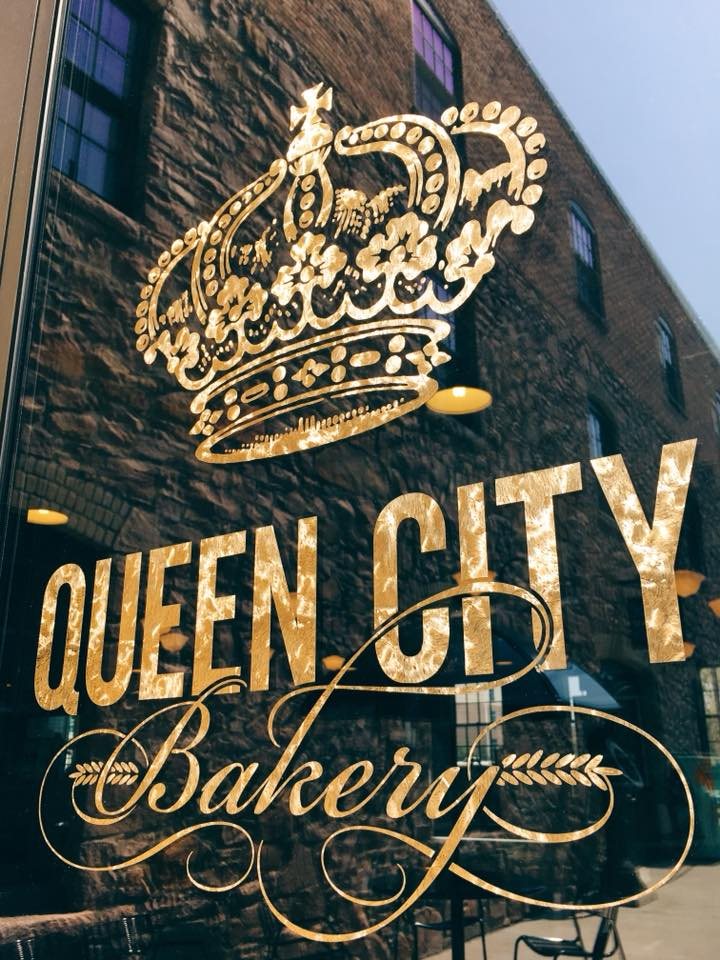 Brunch at Queen City Bakery