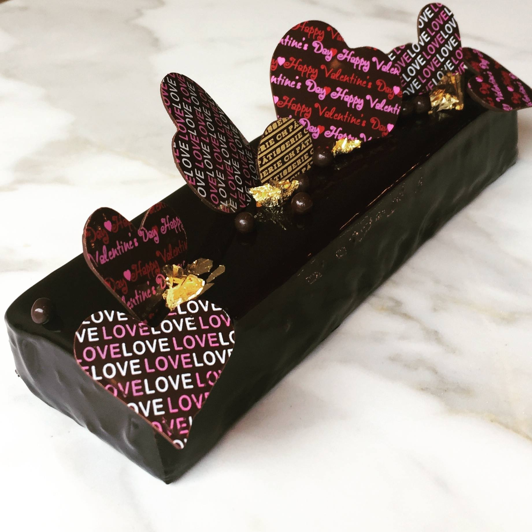 Order Ahead: CH Patisserie V-Day Chocolate Dream