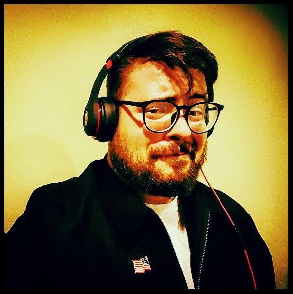 Andrew K. Turner - Co-Founder, Host, Executive Producer, Lead WriterAn avid political addict since thirteen Andrew has worked in the field of politics firsthand, as a volunteer in multiple Texas races, a political organizer for the League of Conservation Voters in the 2014 elections, in numerous states along the East Coast in the 2016 presidential primaries, & worked as regional & state director in Florida in the 2016 general election, working directly alongside the coordinated Clinton Campaign.After the 2016 loss he returned home after distraught, tired, but ready to resist. After many late nights, stiff drinks & jokes with Ben & Matt they decided to start a podcast which eventually became the media company that is Thinkers & Drinkers Productions.While politics is Andrew's primary passion, philosophy, podcasts,history, writing, gaming, photography & film, music, art, delicious food &cocktails, books of all types & talking about & laughing at all these things way too much & much too loudly.