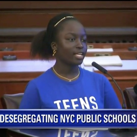 Desegregating New York's schools poses many challenges   FOX 5, May 1, 2019