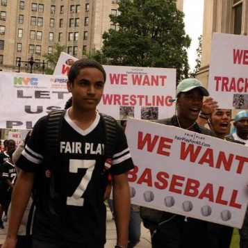 New York Teens Talk School Sports   WNYC, August 15, 2018