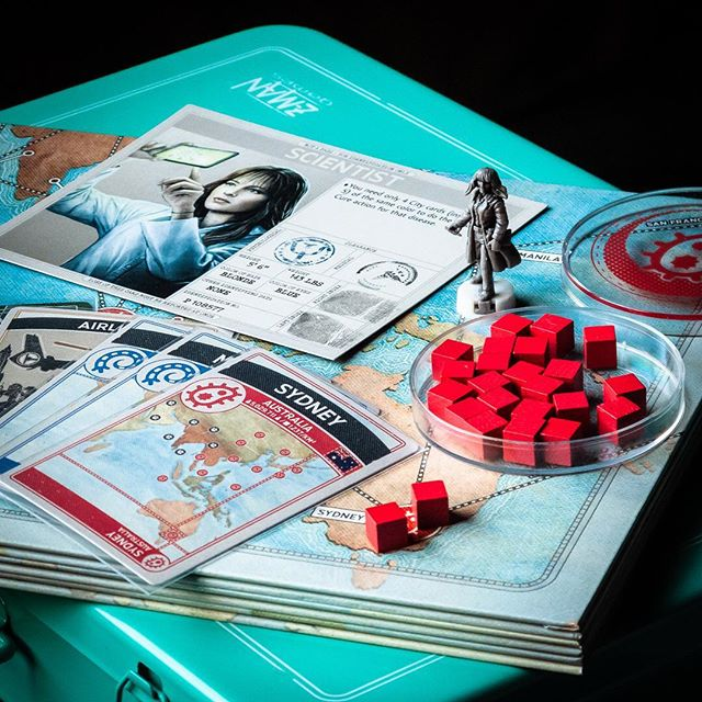 Pandemic 10th Anniversary. A sweet deluxe production, for sure!⠀ ⠀ ---⠀ ⠀ #games #boardgames #boardgame #boardgamegeek #tabletopgames #cardgames #boardgamer #bgg #spiel #tabletop #analoggames #boardgamesofinstagram #brettspiele #juegosdemesa #giochidatavolo #jeuxdesociété #棋盤遊戲 #qípányóuxì #ボードゲーム #bōdogēmu⠀  #gamephotography #ongoldenage⠀