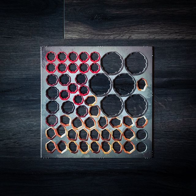GUESS THE PUNCHBOARD #2. What game is this punchboard from? This may also be an easy one. ⁠⠀ ⁠⠀ ---⁠⠀ ⁠⠀ #guessthepunchboard #keyedup #games #boardgames #boardgame #boardgamegeek #tabletopgames #cardgames #boardgamer #bgg #spiel #tabletop #analoggames #boardgamesofinstagram #juegosdemesa #giochidatavolo #jeuxdesociété #棋盤遊戲 #qípányóuxì #ボードゲーム #bōdogēmu #brettspiele #gamephotography #ongoldenage