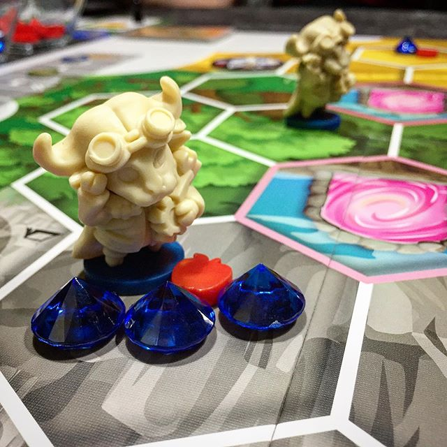 My Little Scythe on deck. —- #games #boardgames #boardgame #boardgamegeek #tabletopgames #cardgames #boardgamer #bgg #spiel #tabletop #analoggames #boardgamesofinstagram #juegosdemesa #giochidatavolo #jeuxdesociété #棋盤遊戲 #qípányóuxì #ボードゲーム #bōdogēmu #brettspiele #gamephotography #ongoldenage