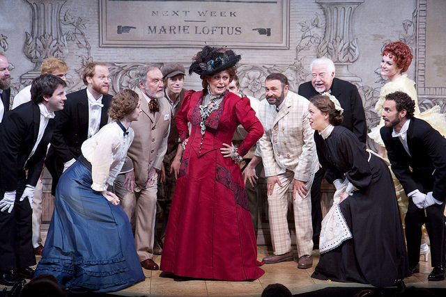 Mrs Warren's Profession. Shakespeare Theatre Company. Photo: Scott Suchman