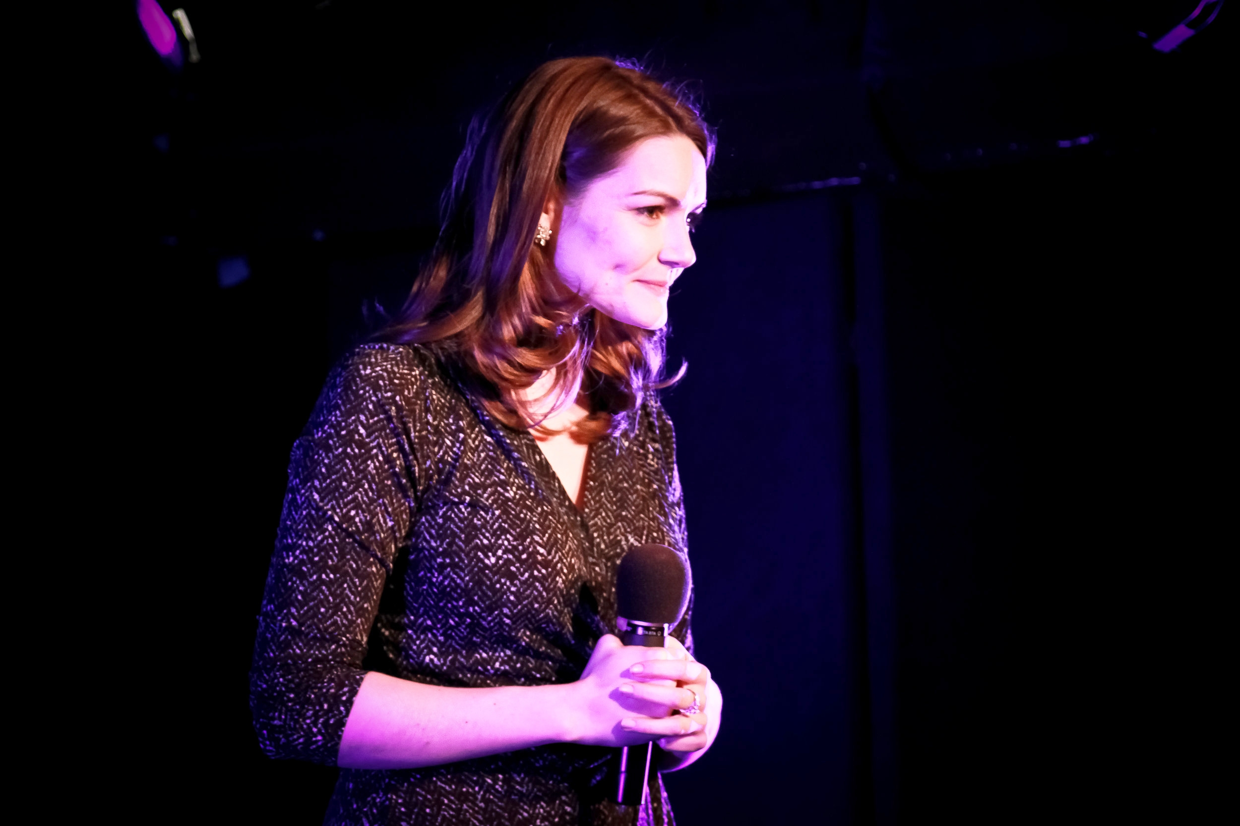 Emerson Sings at the Laurie Beechman Theatre. Photo: Angel Joél Ortiz-Perreira