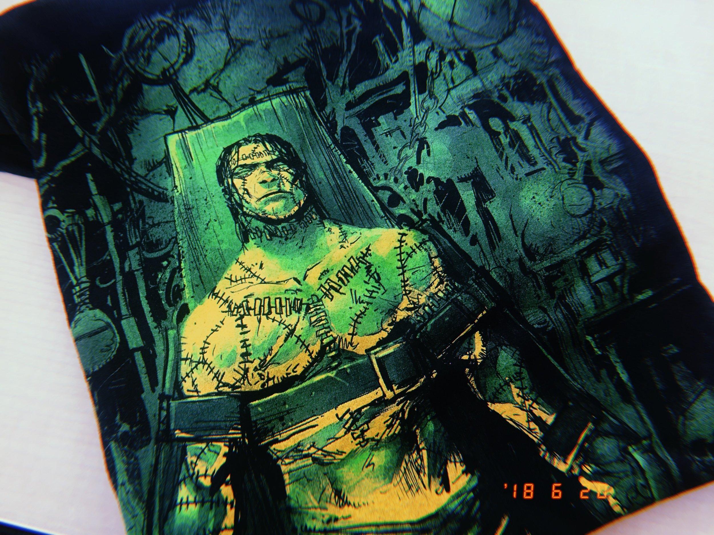 T-Shirt - Frankenstein