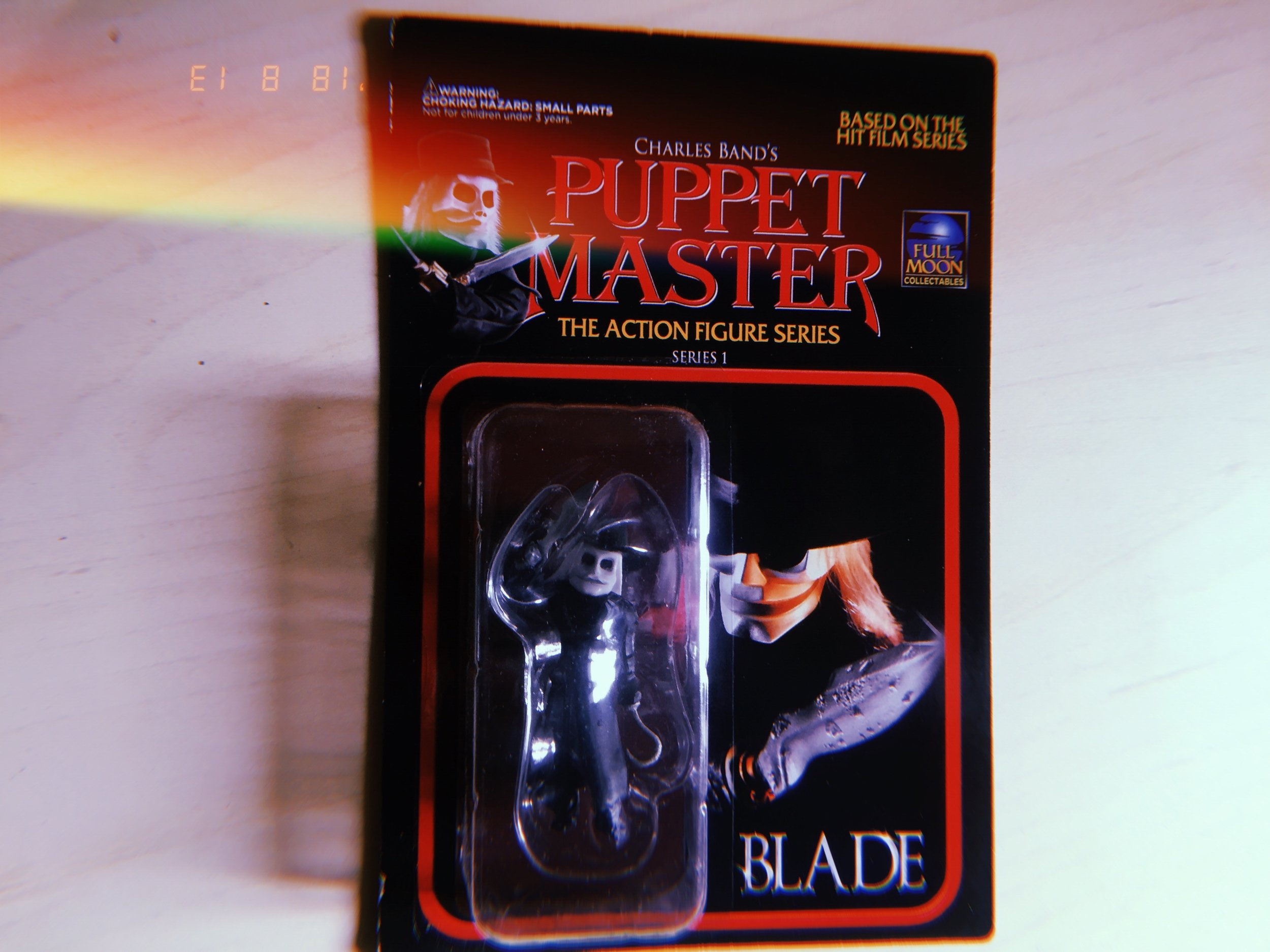 Puppet Master - Action Figure - Blade