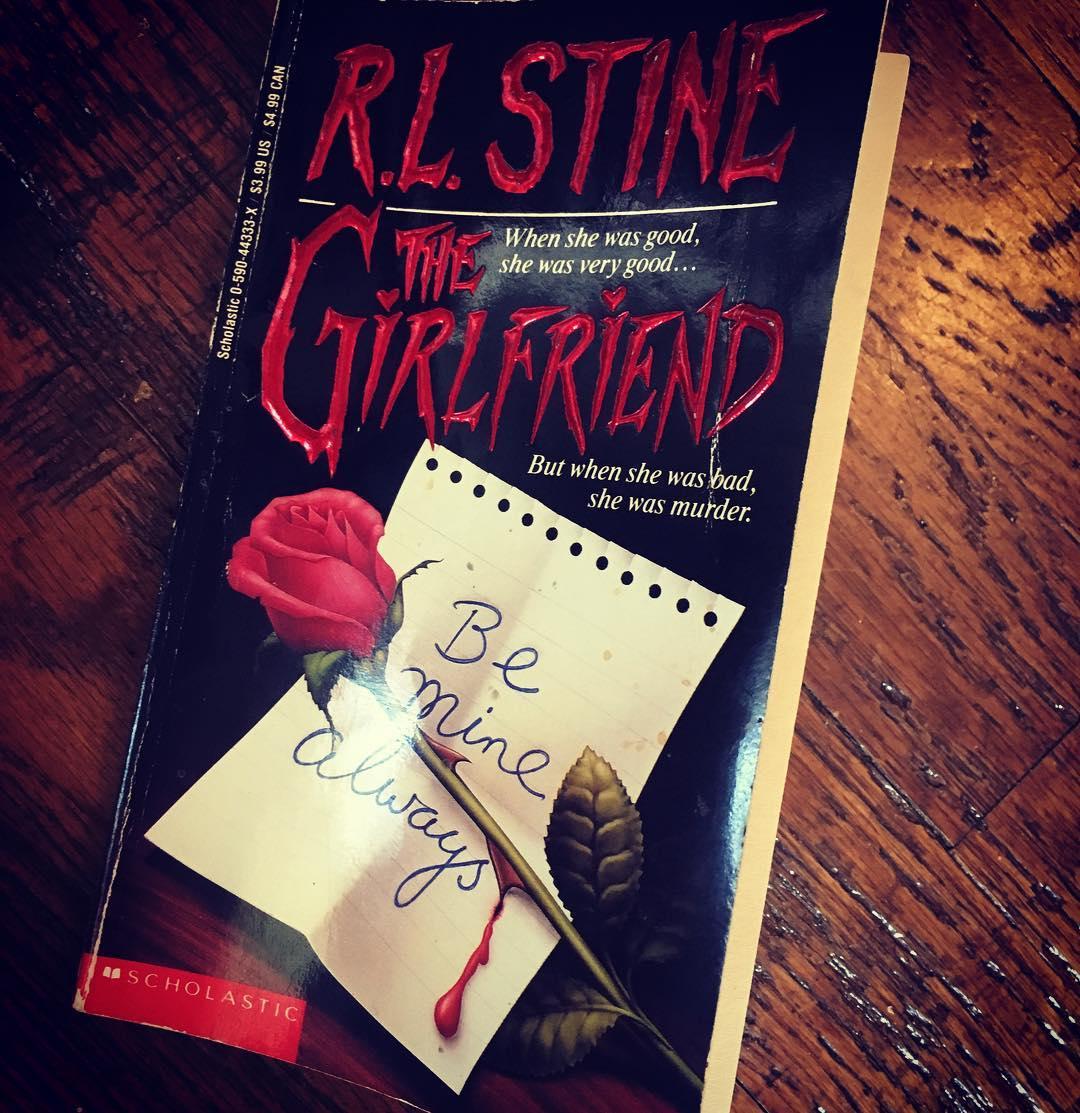 R.L. Stine's The Girlfriend.jpg