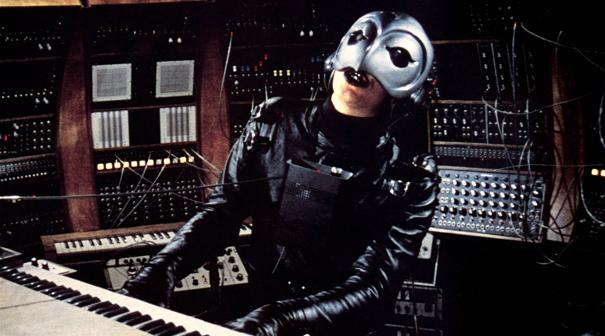 The Phantom's composing suite