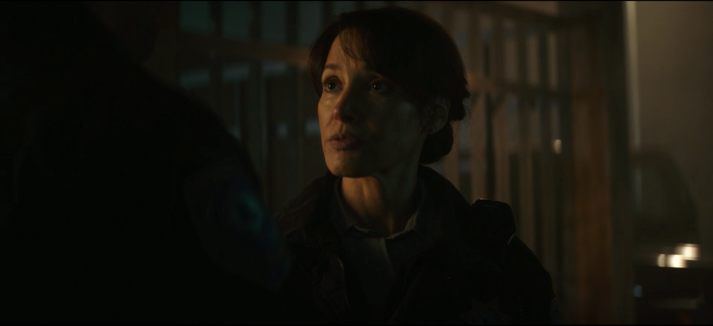What a feeling! (… to see Jennifer Beals on screen again)