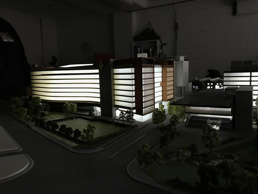 Austrailian Technology Park Marketing Model