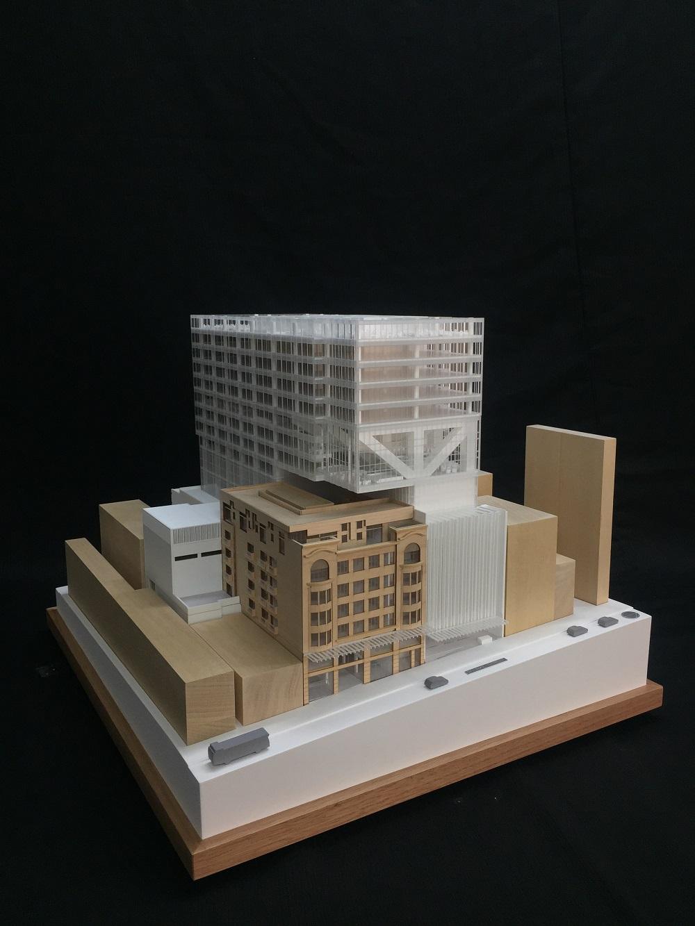405 Bourke Street Model by Porter Models