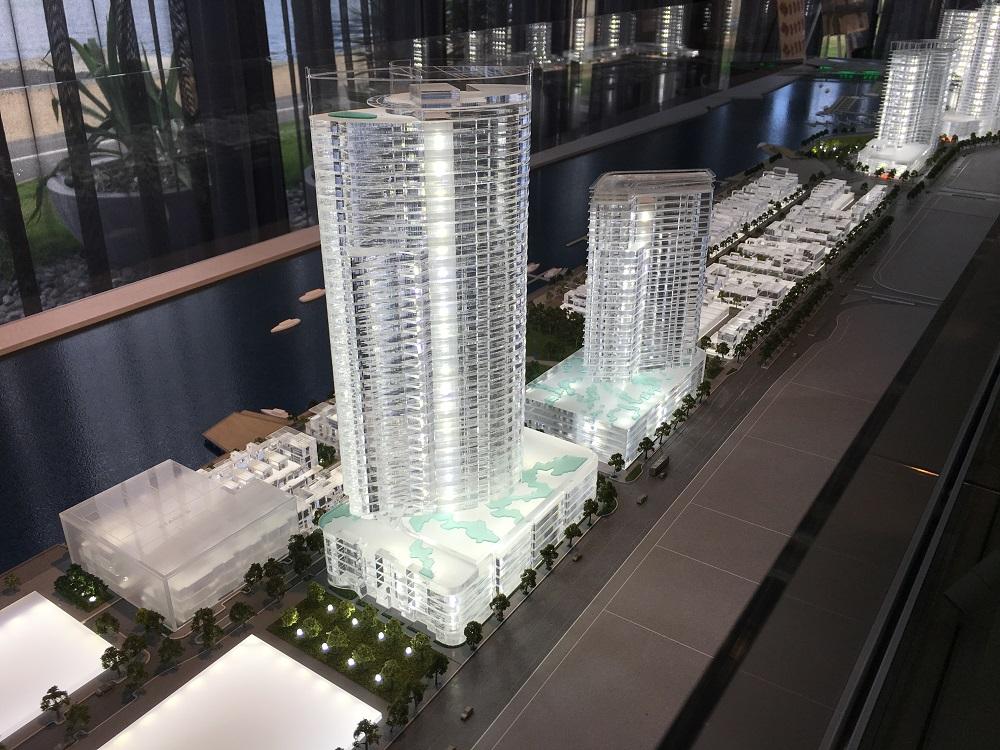 City Masterplan Models by Porter Models