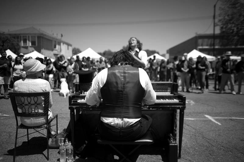 Temescal Street Fair, Oakland (2012)