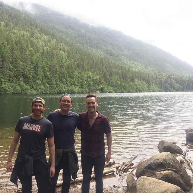 #Skagway #Alaska and a hike to Lower Dewey Lake... before tonight's @celebritycruises debut on #CelebritySolstice! @barryballartists . . . . . #nyc3 #singing #nyc #manhattan #singinggroups #instasinging #music #instamusic #musician #musicians #singers #boyband #justintimberlake #brunomars #edsheeran #adamlevine #maroon5 #onedirection #thevoice #xfactor