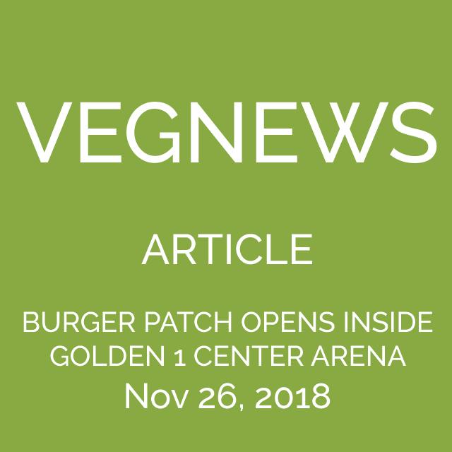 STAND OPENS INSIDE GOLDEN 1 CENTER
