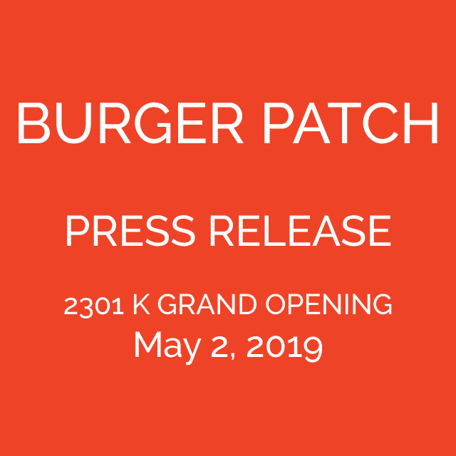 GRAND OPENING PRESS RELEASE
