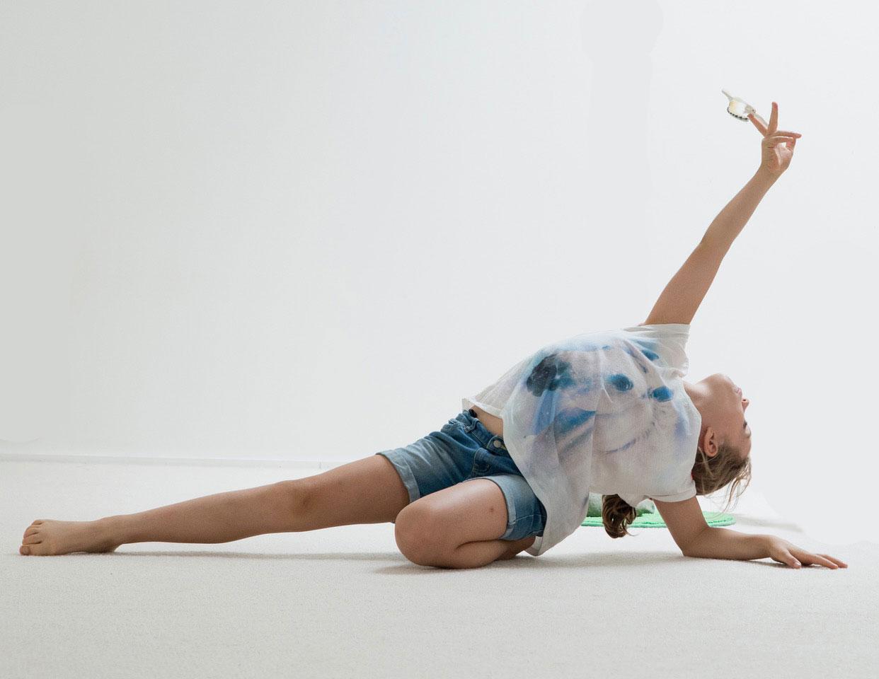 Creative dance & yoga -