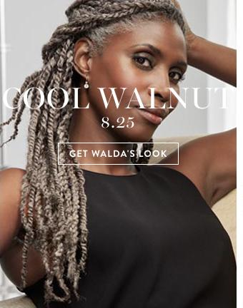 Cool Walnut, 8.25 -